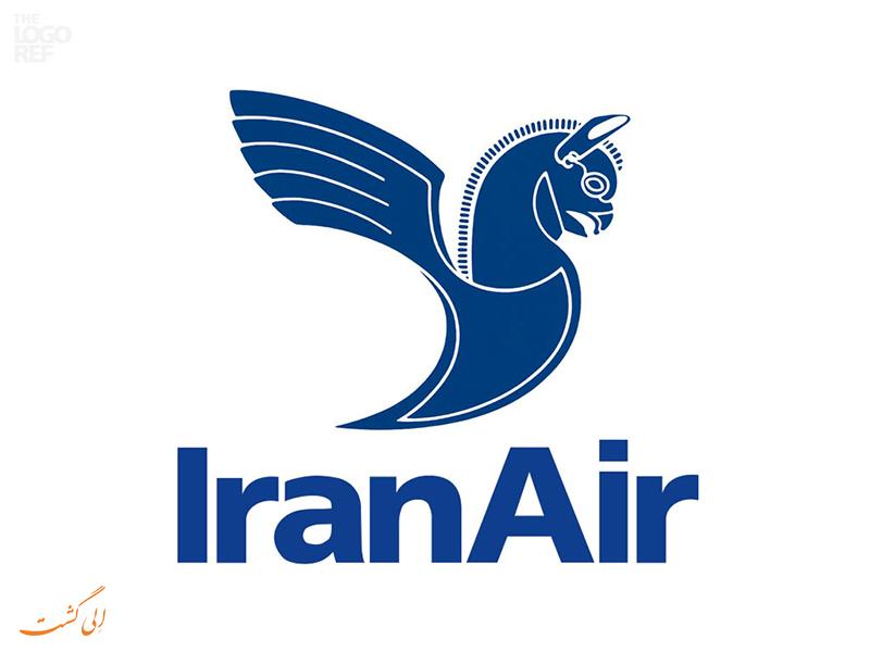 لوگوی ایران ایر