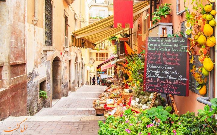 خیابان های ایتالیا