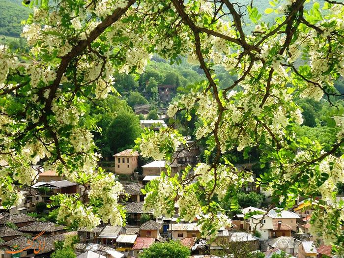 روستای کندلوس در نوشهر