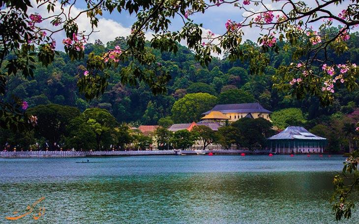 دریاچه کندی