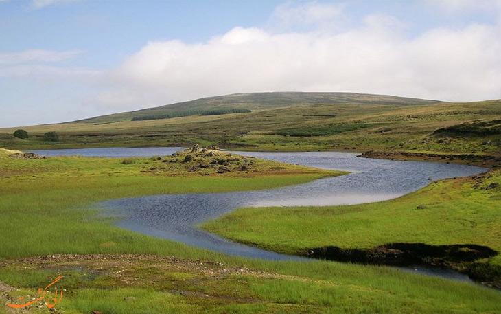 دریاچه عجیب ایرلند