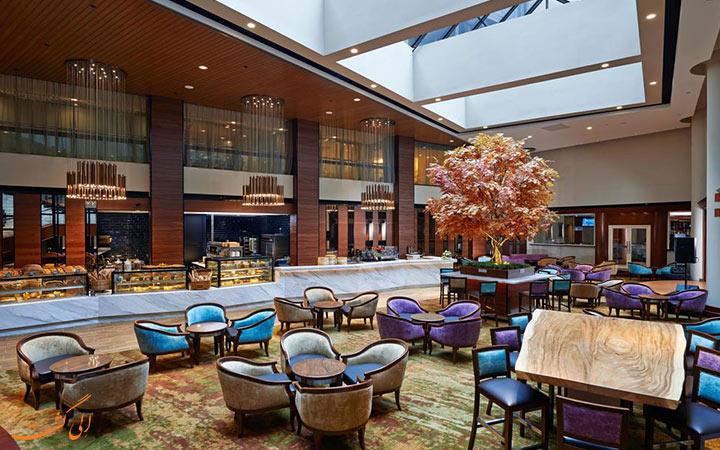 لابی هتل کنکورد