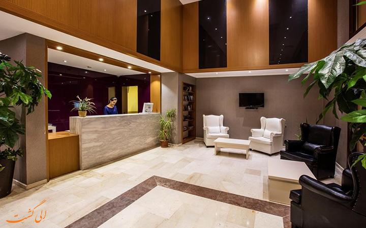 لابی هتل پانوراما هیل