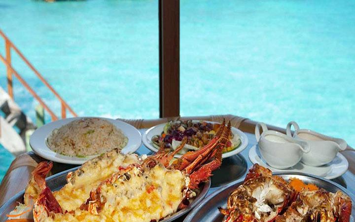 غذای مالدیو