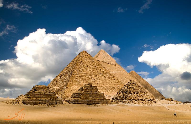 تصویر اهرام مصر