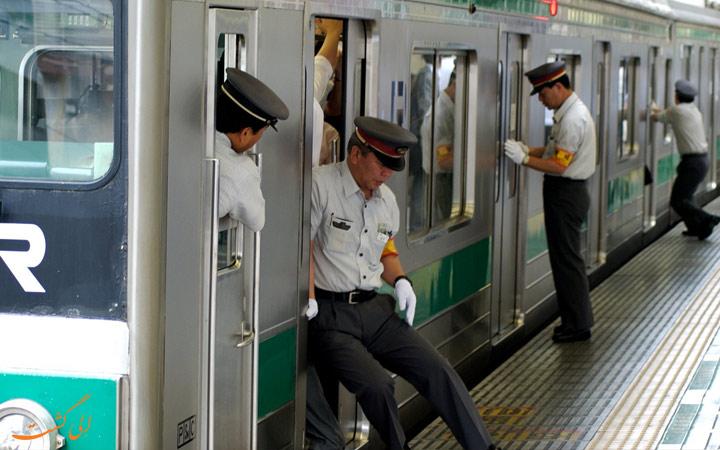 مترو ژاپن
