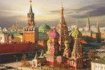 قدمی در میدان سرخ مسکو + ویدیو
