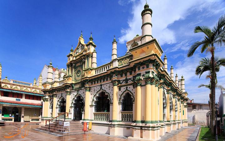 مسجد عبدالغفور در سنگاپور