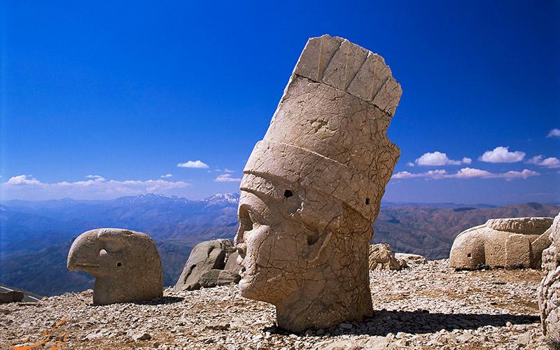 مکان های تاریخی ترکیه