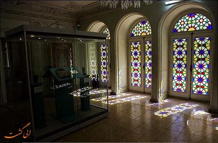 قصر آیینه یزد