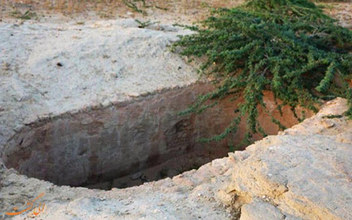 قبرهای اسرار آمیز