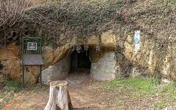 تونل های اسرار آمیز