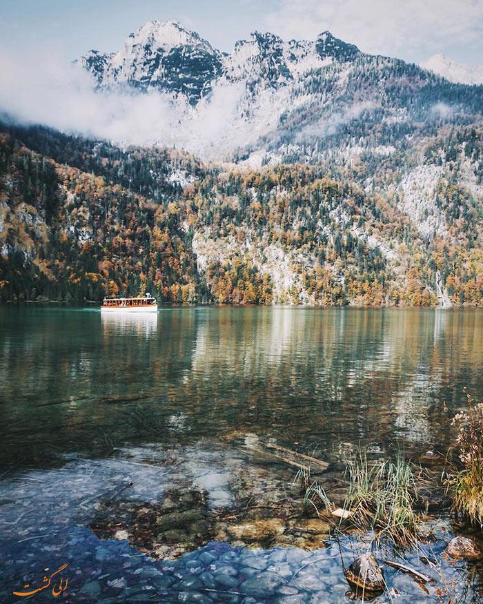 تصاویر الهام بخش از طبیعت