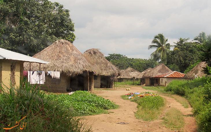 روستاهای قدیمی