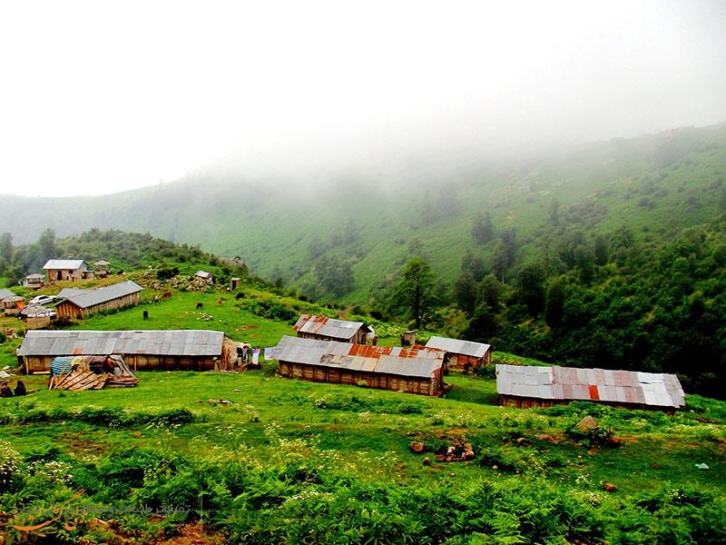 روستای اولسبلنگاه در شمال