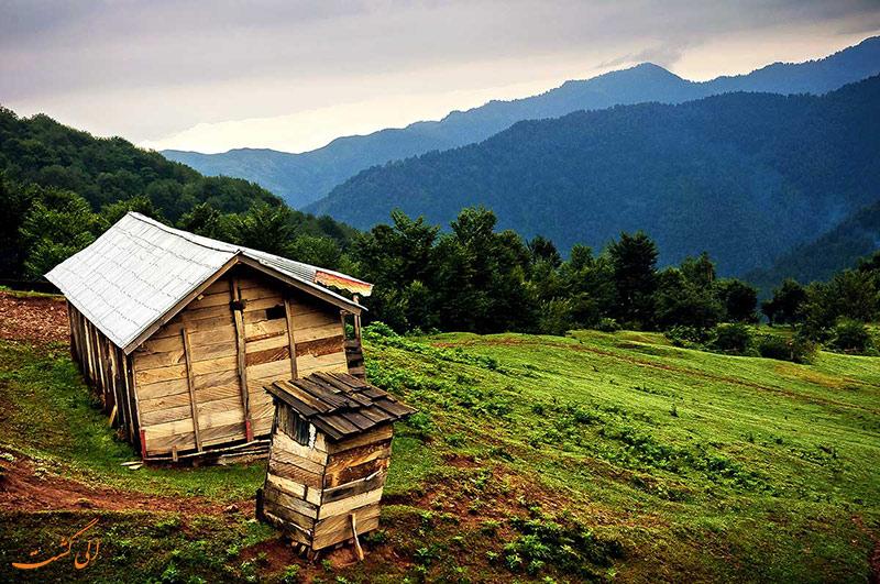 طبیعت روستای اولسبلنگاه