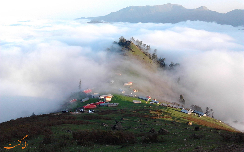 عکس روستای اولسبلنگاه