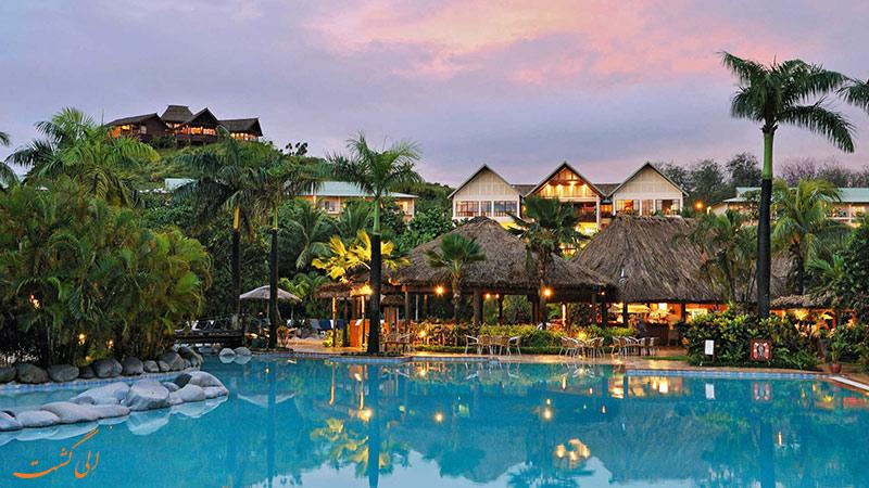 امکانات هتلهای all