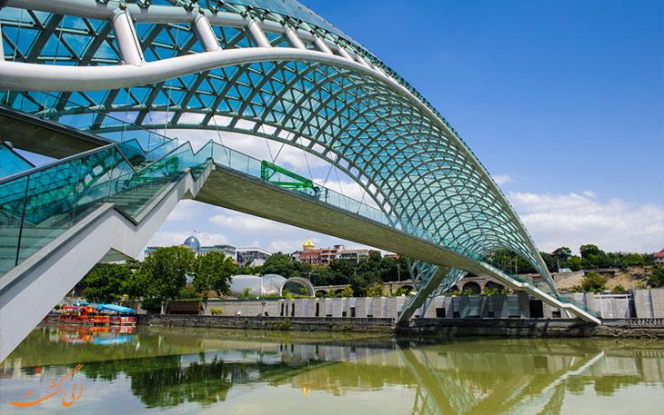 پل صلح در گرجستان