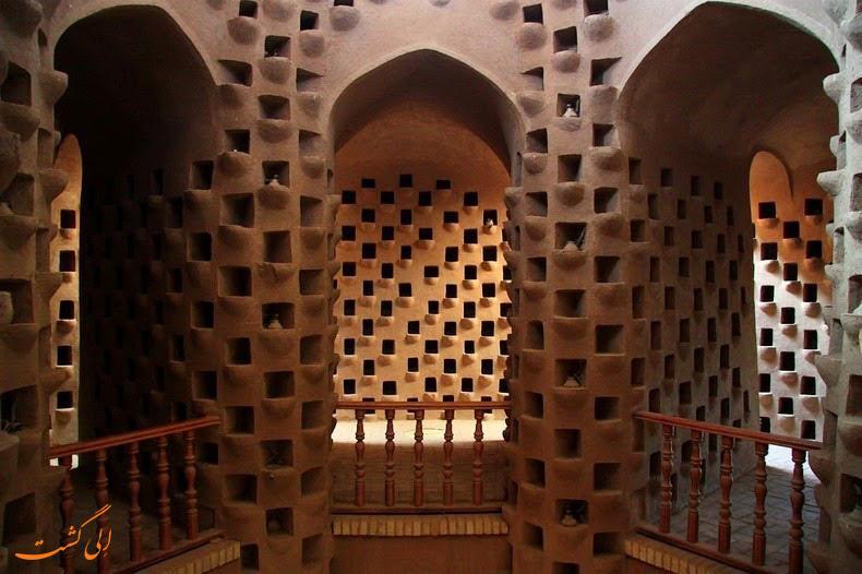 برج کبوتر در ایران