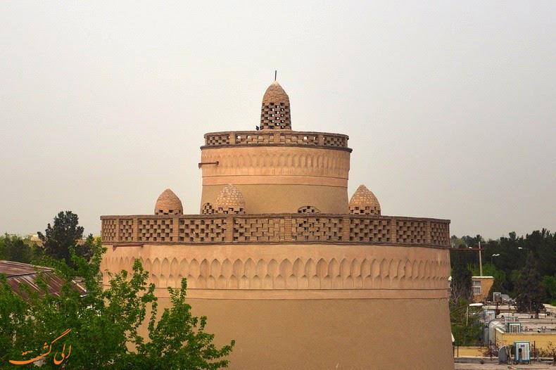 برج کبوتر ایران