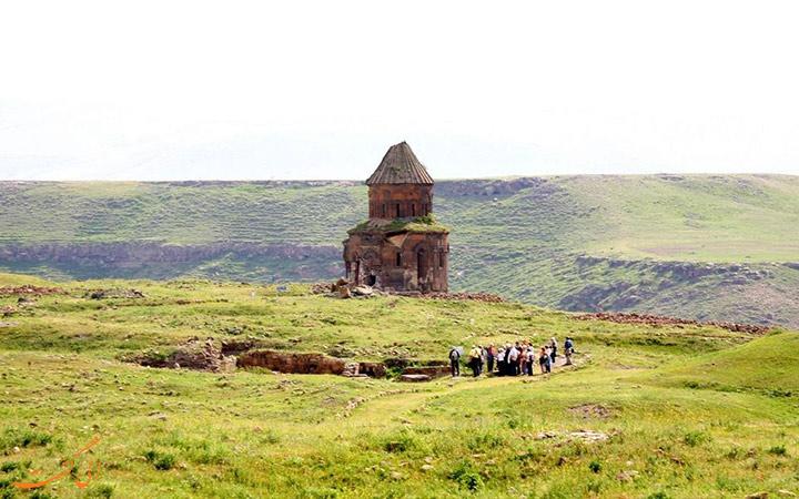 فلات دورافتاده در ترکیه