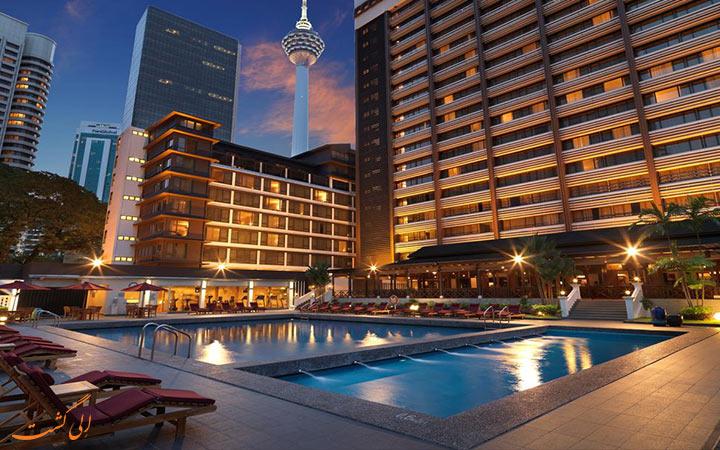 استخر هتل کنکورد