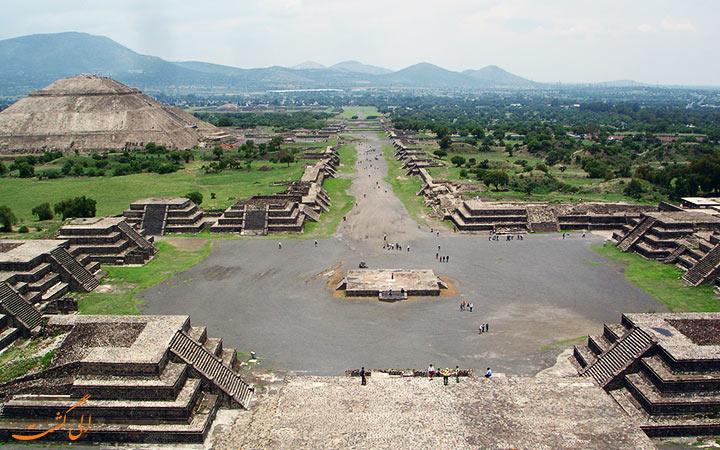 هرم های مکزیک