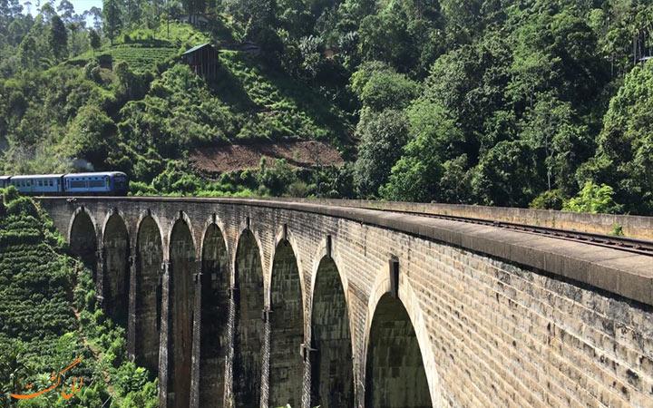 پل تاریخی سریلانکا