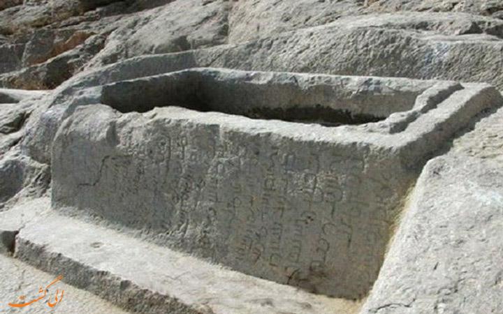 قبرهای عجیب قبرستان جن