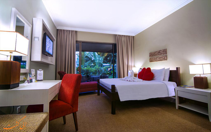 اتاق هتل کورس در مالزی