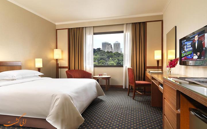 اتاق هتل کانکورد
