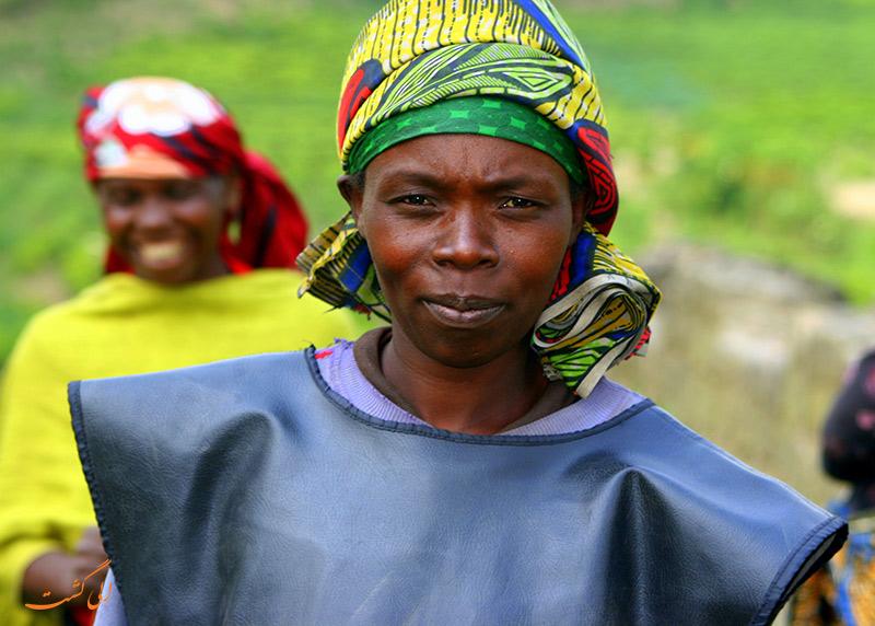 مردم روآندا