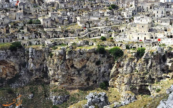 شهر ساسی در ایتالیا