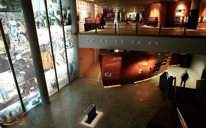 موزه کشتی