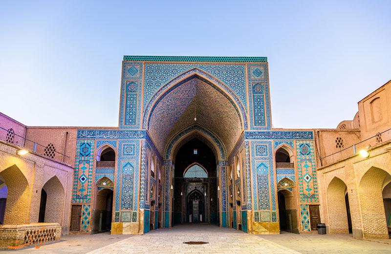 مسجد جامع در یزد