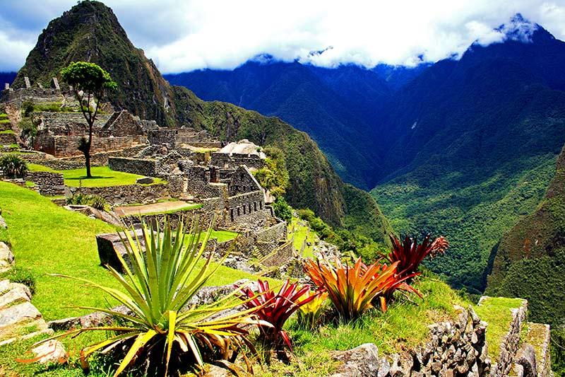 شهر ماچوپیچو پرو