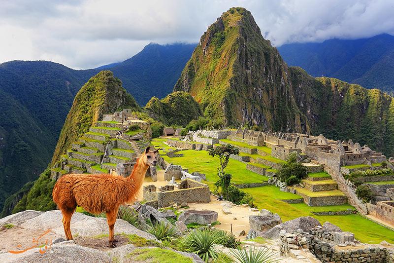 عکس ماچوپیچو پرو