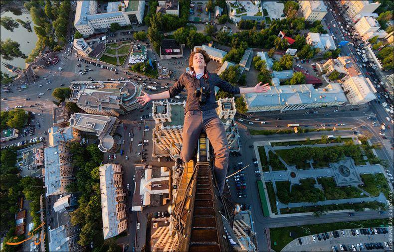 آسمانخراش ها در روسیه