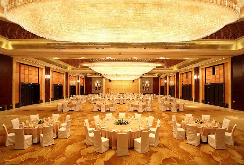 رستوران هتل سوفیتل واندا بیجینگ