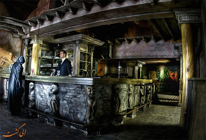 عکس رستوران تی اسپوخوز