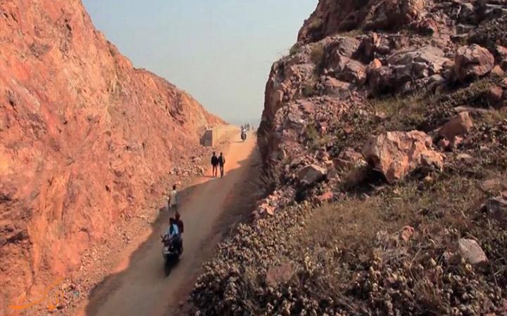 جاده ای در کارلا