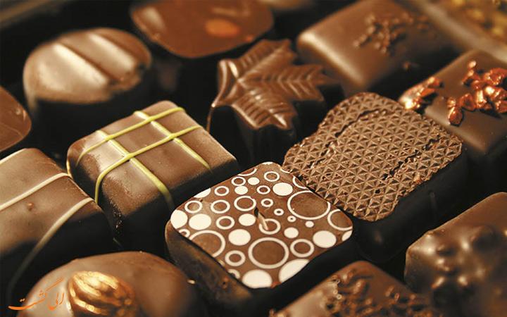 شکلات سوییسی