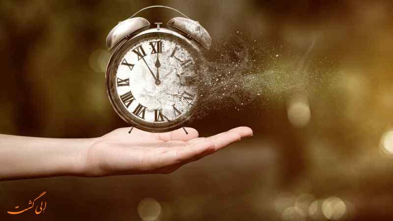 سفر نرفتن | کمبود زمان