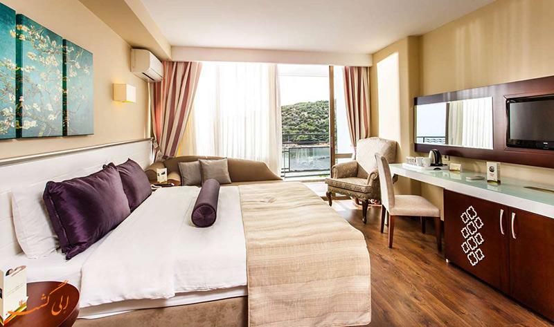 اتاق هتل توسان کوش آداسی