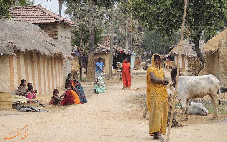 روستاهای هند
