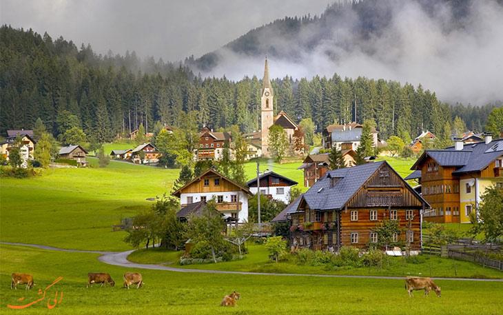 روستاهای رویایی