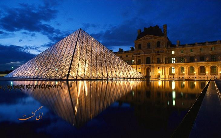 هزینه های سفر به فرانسه