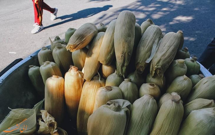 غذاهای خیابانی فییلیپین