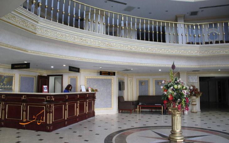 هتل گرند ایسر آلماتی